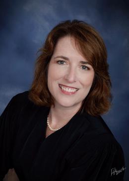 Hon. Suzanne Van Wyk